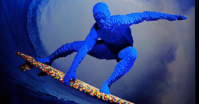 World's Largest Display of LEGO Art Headed for Downtown Tampa ...