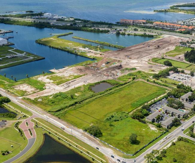New Rendering Provides Closer Look At Westshore Marina