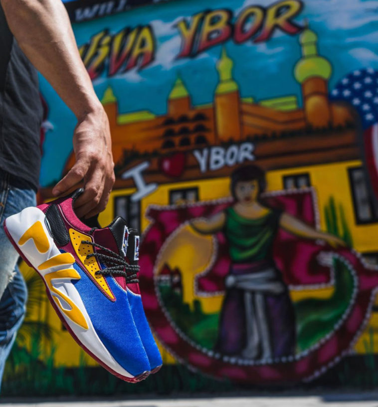 Ybor Inspired Sneakers Go On Sale This Weekend That's So Tampa