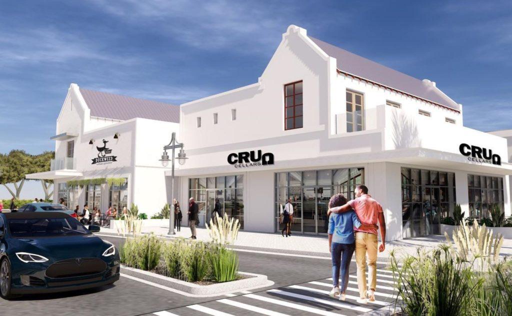 Rendering of Cru Cellars at Westshore Marina District