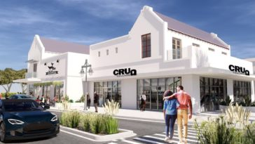 Rendering of Cru Cellars at Westshore Marina District