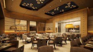 Inside new Steakhouse in Hyde Park Village