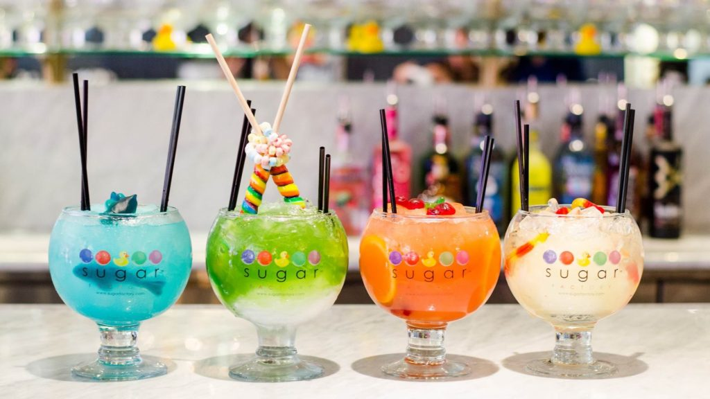Sugar Factory, a candy cocktail hub, to open at Seminole Hard Rock Casino