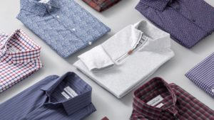 Photo of button down t-shirts