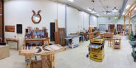 Photo of woodworking space in Tampa