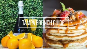 Image of mimosas and pancakes