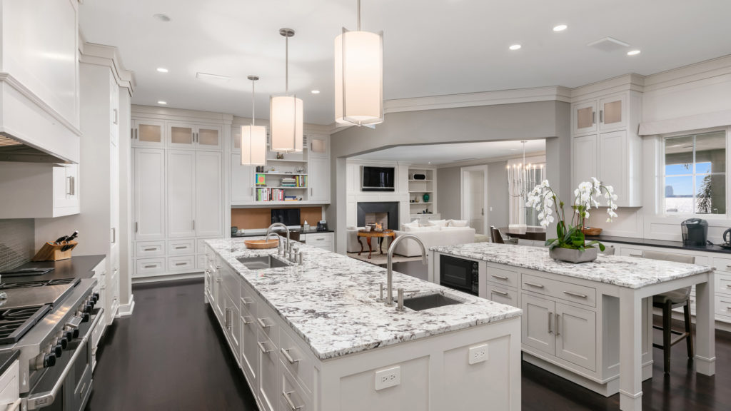 Interior Kitchen photo of derek jeter's home, now for sale