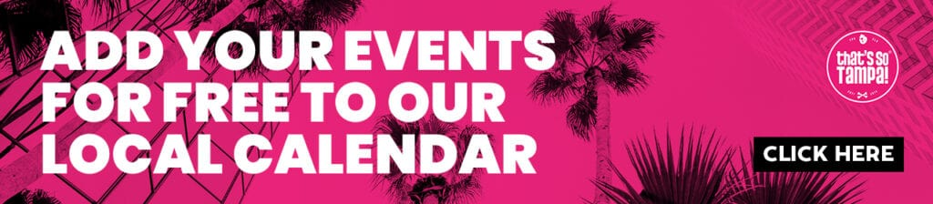 Add your events for free to our local calendar